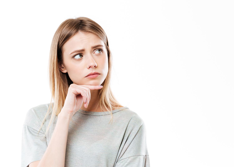 一個女人很困惑755蜂巢皮秒雷射術後保養該怎麼做