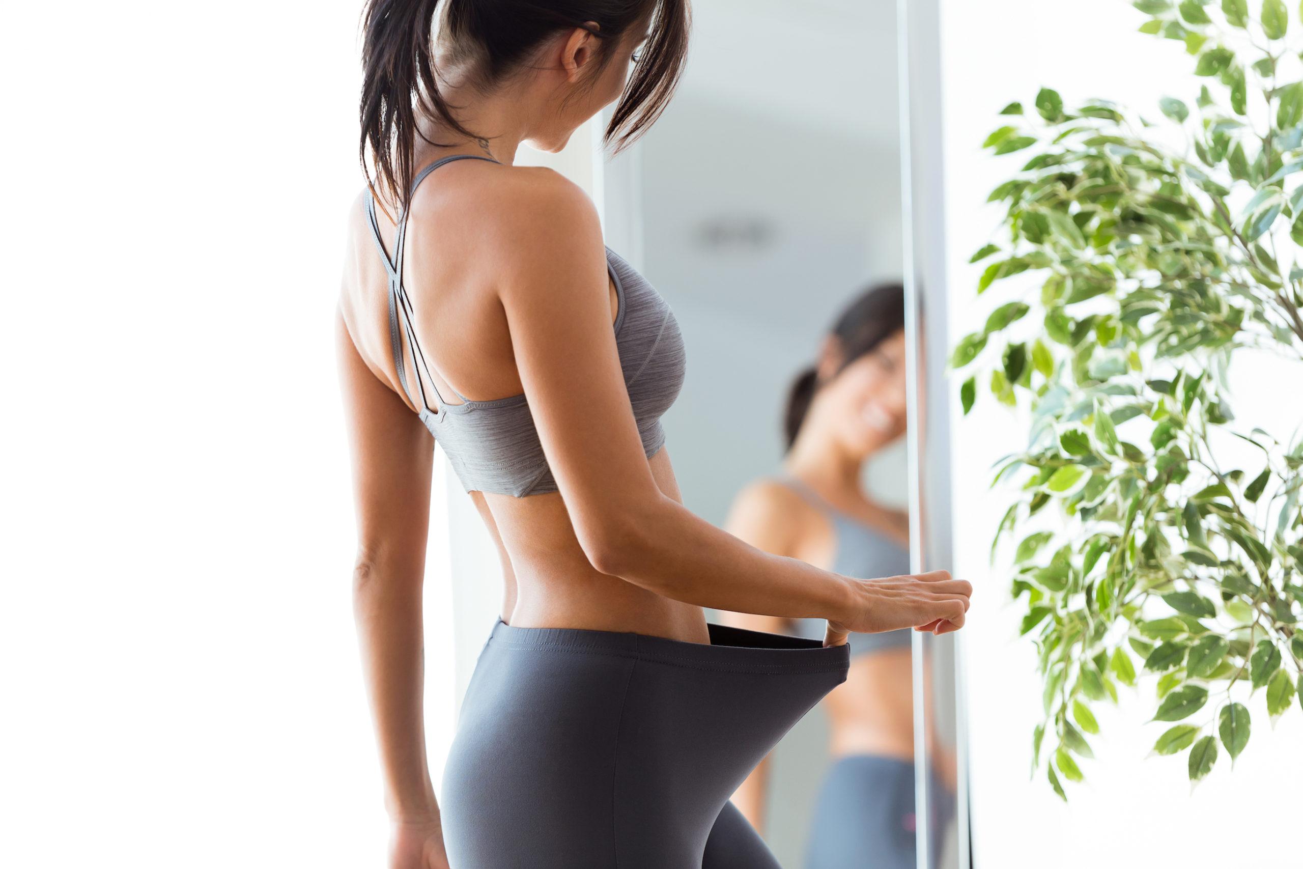 減肥後復胖率高